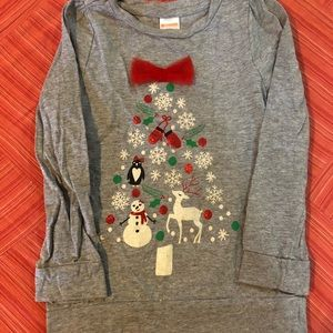 Gymboree Christmas Shirt